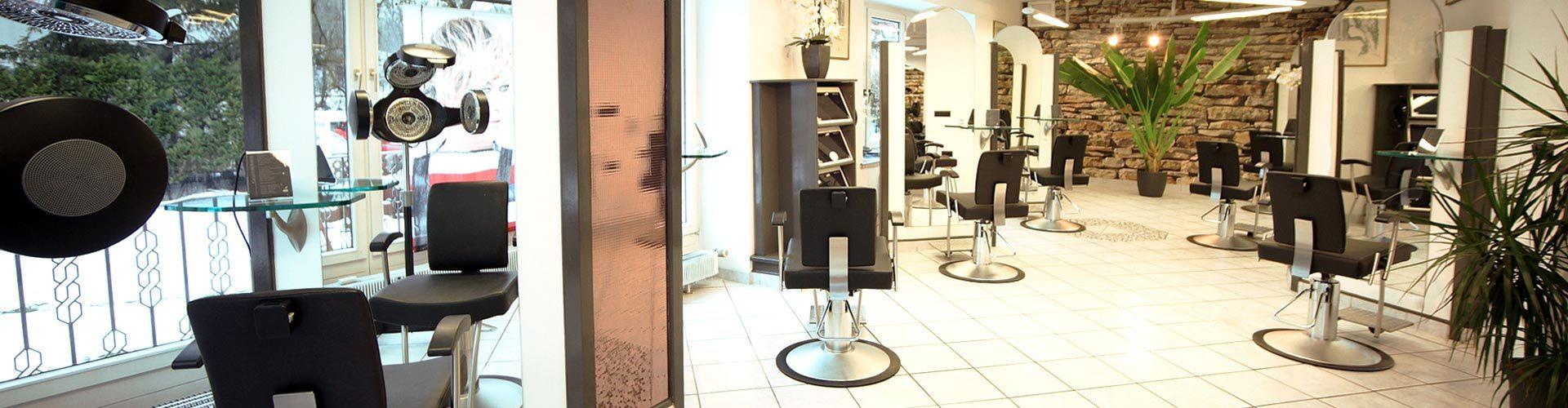Impressionen vom Salon Haarstudio Wittmann in Kempten